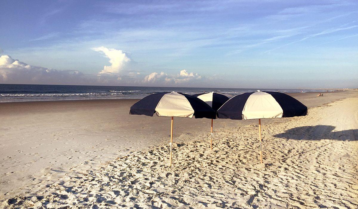 Barefoot Cabanas Umbrellas